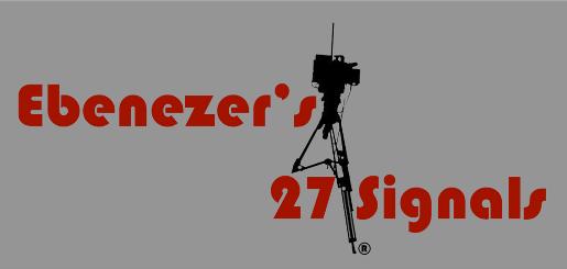 Ebenezer's 27 Signals Logo