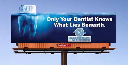 Northridge Dental Group Billboard