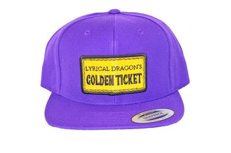Golden Ticket Lyrical Dragon Hat