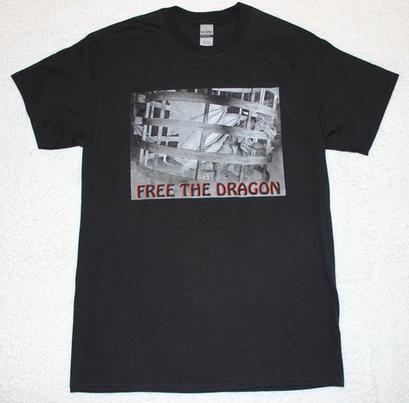 "Lyrical Dragon ""Free The Dragon"" Tee"