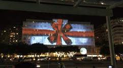 copacabana palace videomapping all business