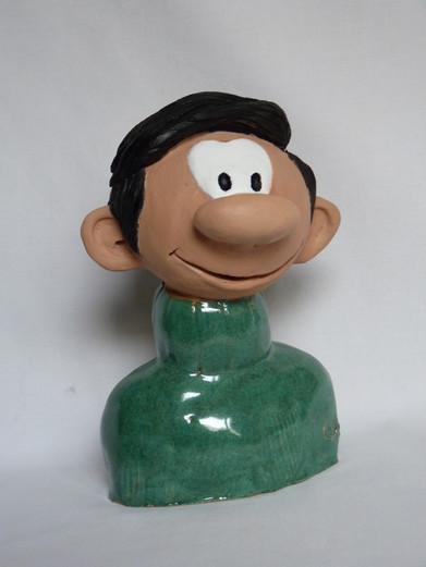Gaston   h.18cm   50€