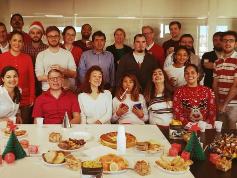 Toute l'équipe SXD vous souhaite de très belles fêtes de fin d'année.