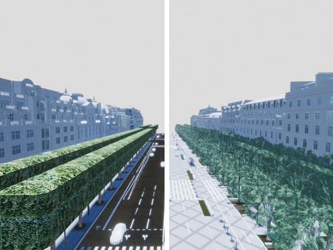 SXD vous plonge au cœur des Champs Elysées
