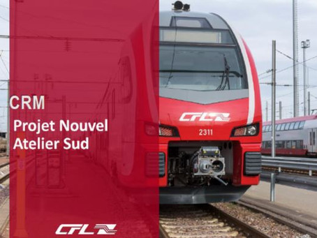 CFL Atelier Sud