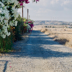 Cyprus Road To Nowhere