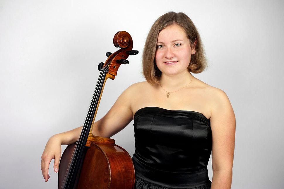 Sophie Klaus Cello Cellistin Violoncello