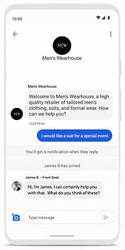 Googles_Business_Messages_Conversation_M