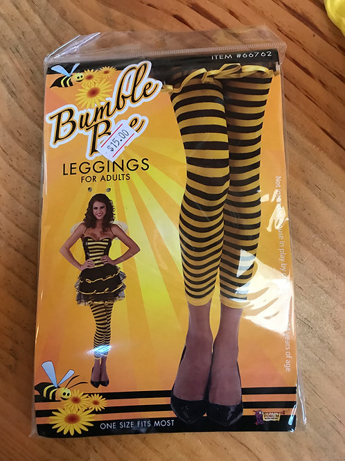 Bumble Bee Leggings For Adults