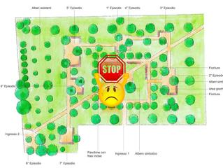 Nonantola: Parco di Via Grieco... un'occasione sprecata!