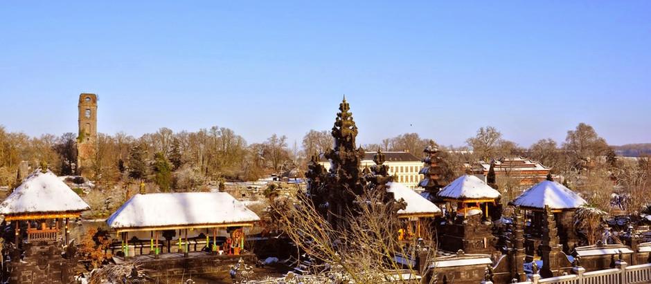 BALINESE TEMPLE IN BELGIUM