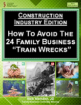 Construction Industry Train Wrecks Front