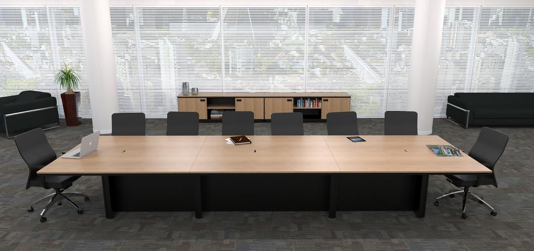 Sala de Reunião Legno S - Foto 01