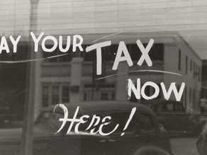 New Year, New Opportunities, New Tax Laws