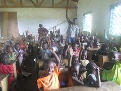 réinserion scolaire des enfants vulnérables