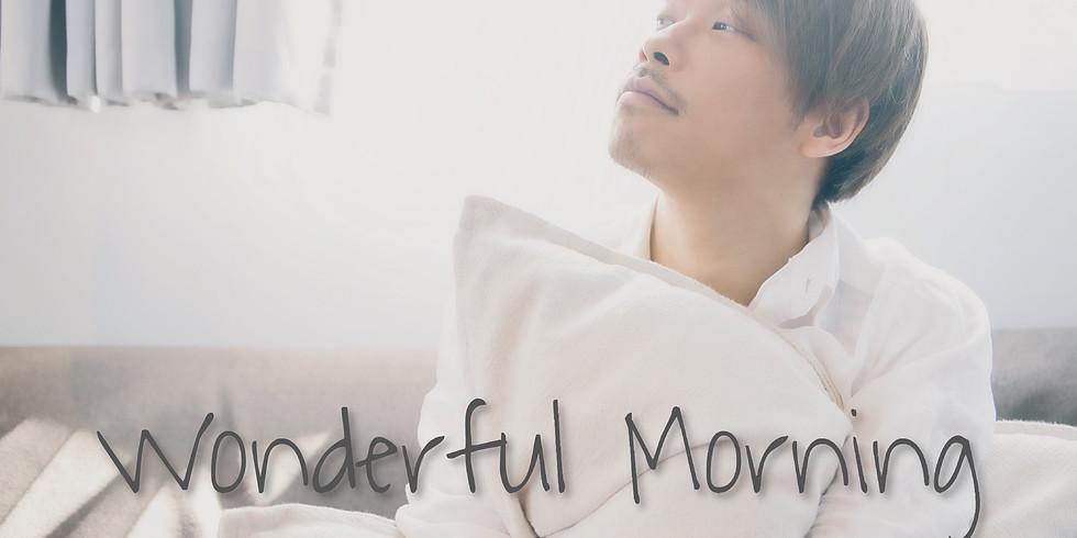 『Wonderful Morning』配信リリース記念ワンマンライブ