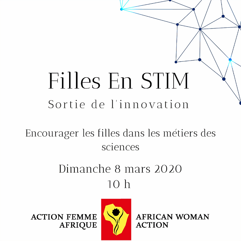 Sortie de l'innovation - Filles en STIM