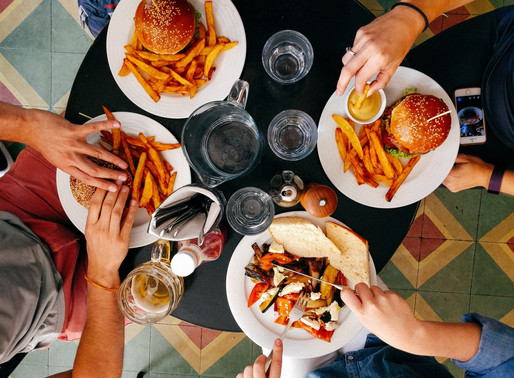 Pahamilah, Makanan Memang Obsesi Kami