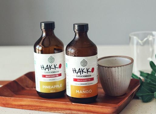Takeaways: Hakko Kombucha
