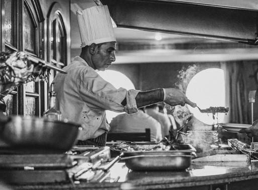 Dear People, Mari Hormati Titel 'Chef'