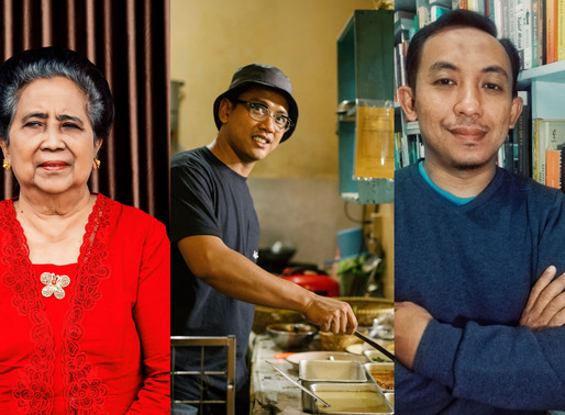 Guardians of Indonesian Food History