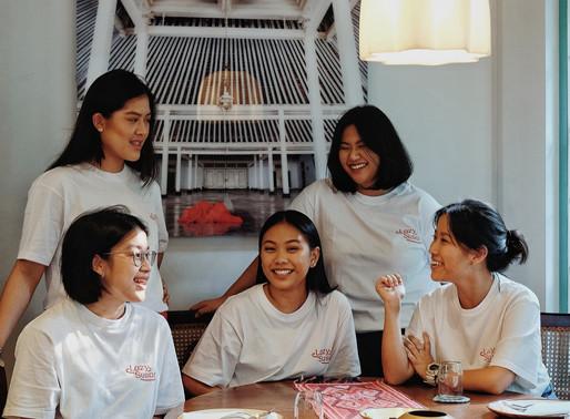 Para Pendiri 'Lazy Susan', Media Kuliner Baru di Jakarta