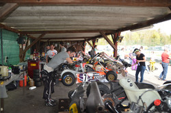 Kartclub Rennen Biesheim