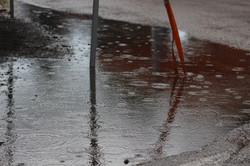 Regenrennen Levier