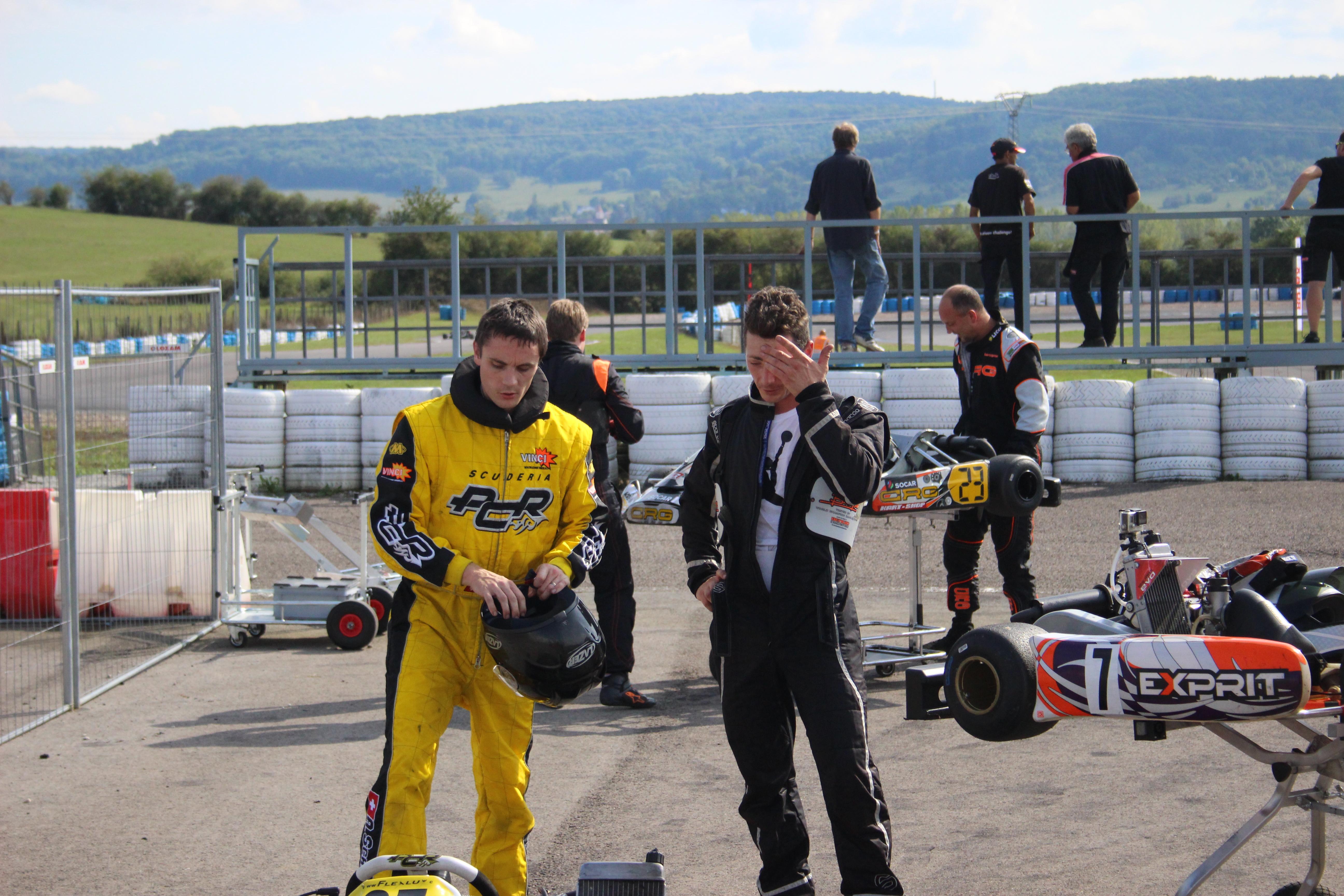 KCO 4. Rennen Vesoul