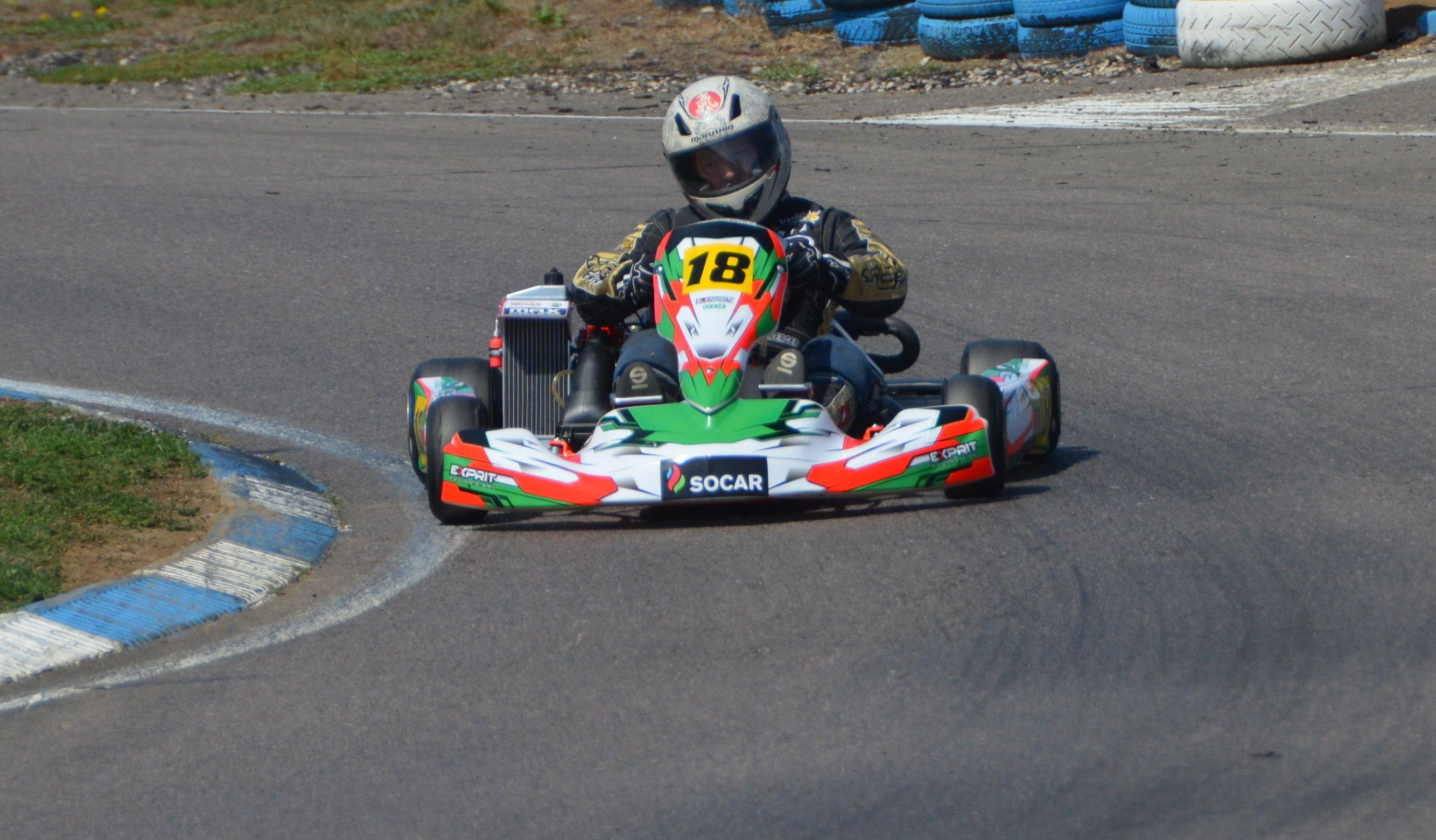 Rennen Kartclub Ostschweiz