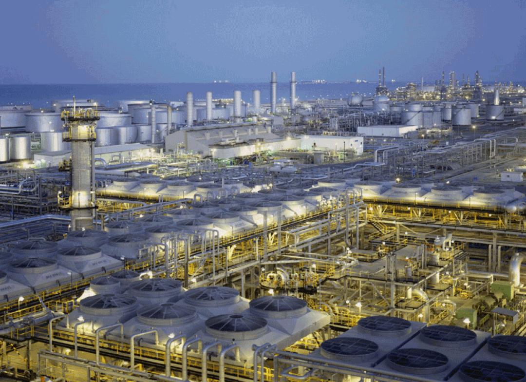 Jazan Refinery & Terminal Project-(EPC-4&5)