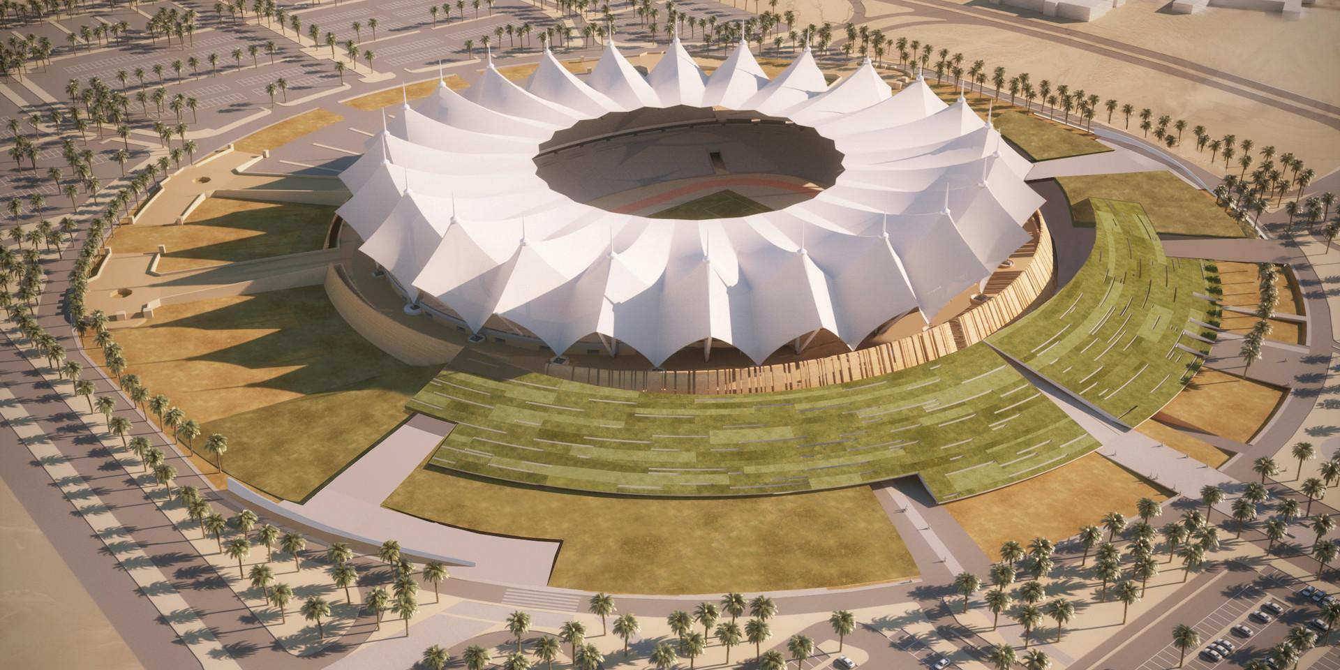 King Fahad International Stadium, Riyadh
