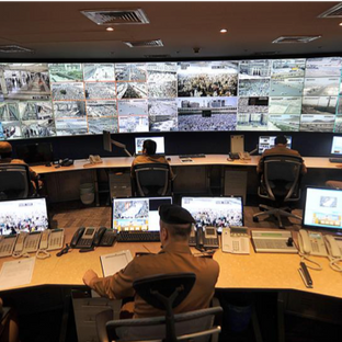 Supply and installation of Surveillance system in Mena, Mozdalifa and Arafa
