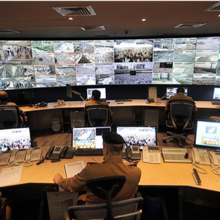 Supply and installation of Surveillance system in Mena, Mozdalifa and Arafa