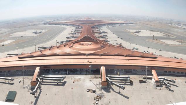King Abdulaziz International Airport - KAIA