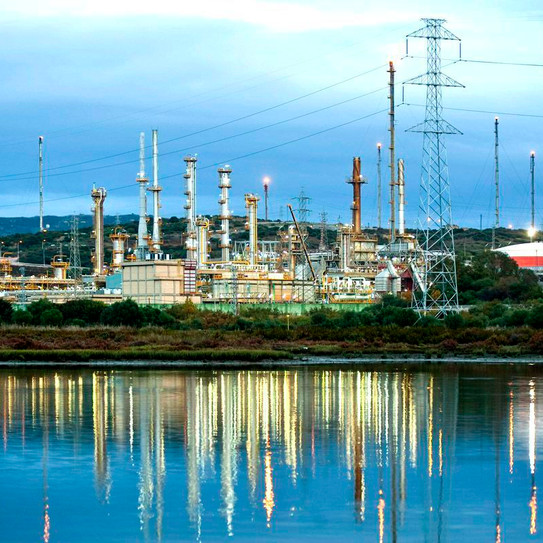 JAZAN INTEGRATED GASIFICATION COMBINED CYCLE/PKG-1 and PKG-2