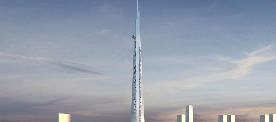 Jeddah Kingdom Tower