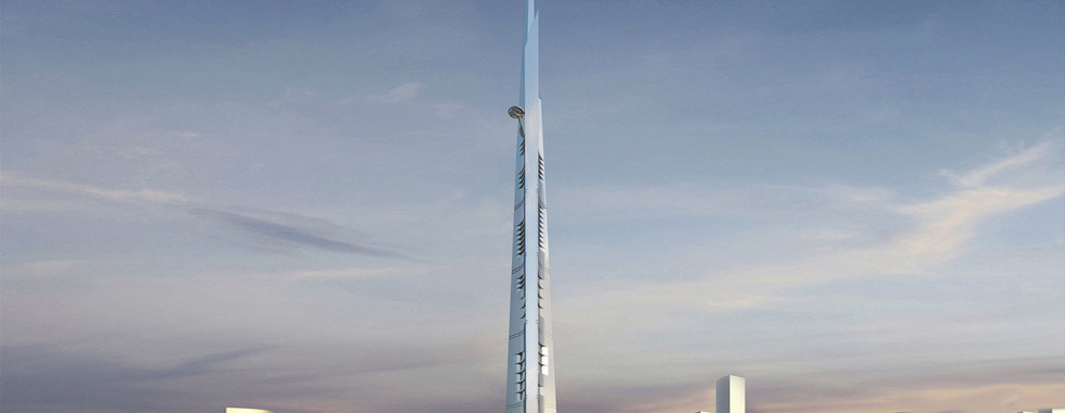 Jeddah Kingdom Tower