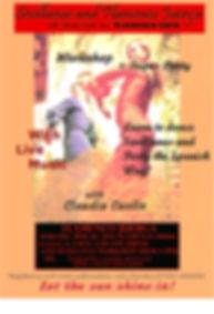 Penzance Sevillanas web juerga poster.jp