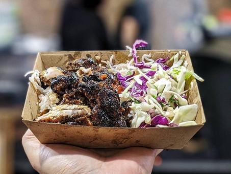Melbourne: Queen Victoria Market Festive Food Truck Stop