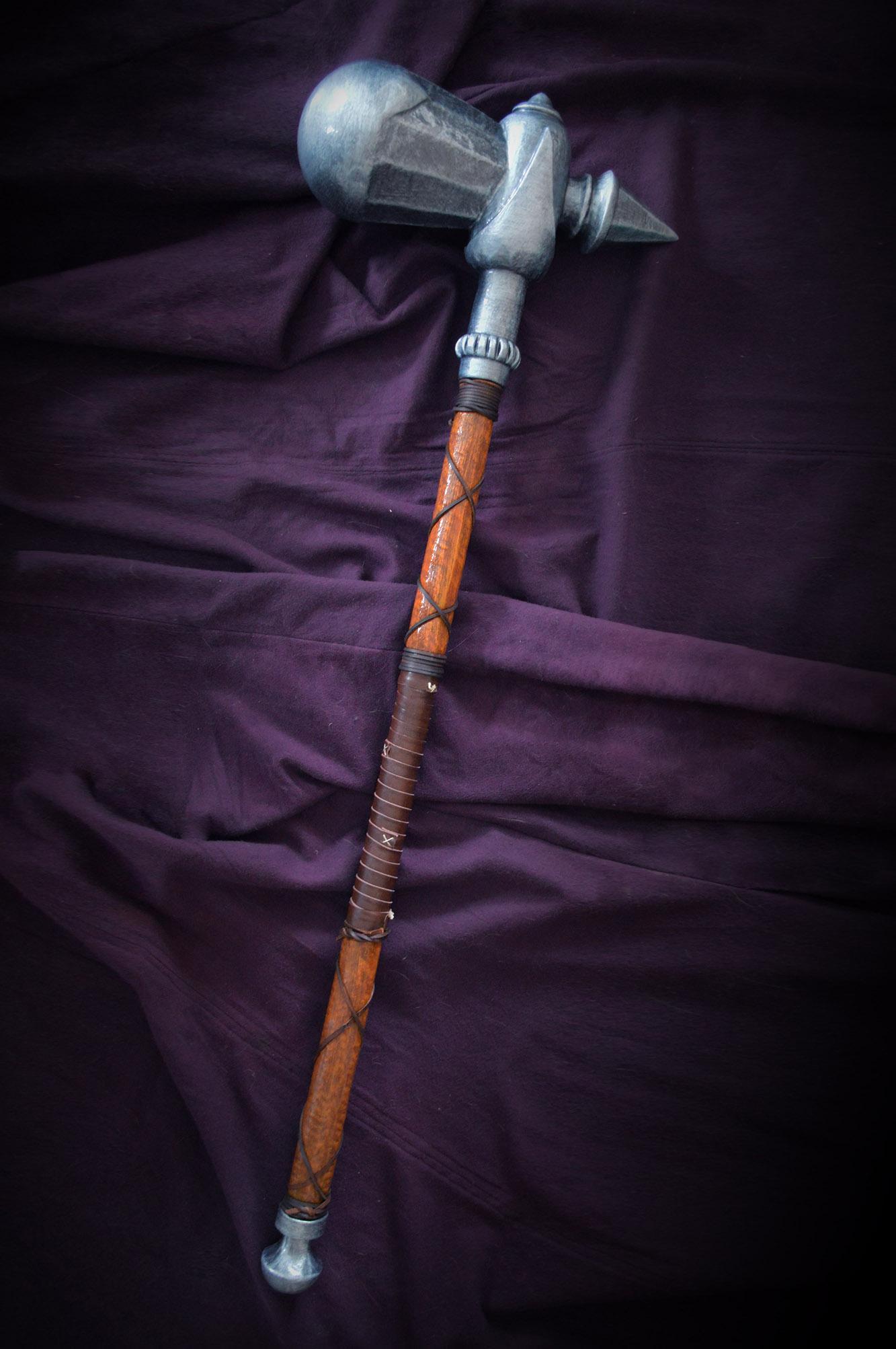Marteau-GoT-Game-of-thrones-trone-de-fer