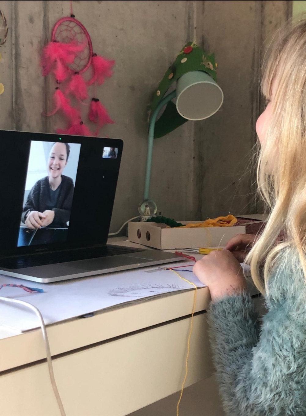 Online Babysitting