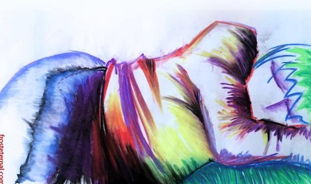 Pastels. 2006.
