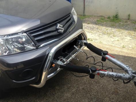 Suzuki Flat-Towing Warranty