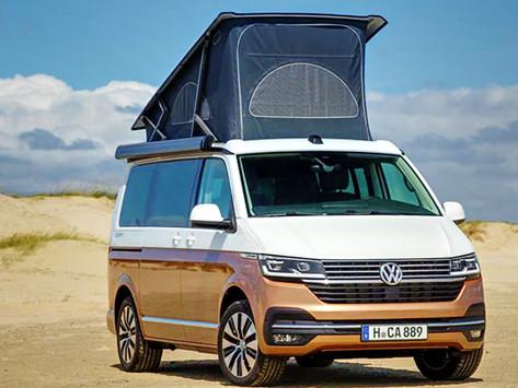 VW T6.1 & California Beach Released