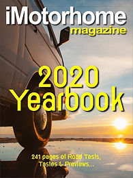 The 2020 iMotorhome Magazine Yearbook is out!