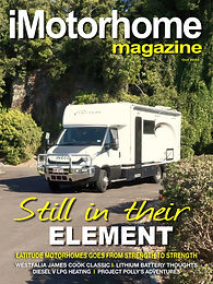 October's iMotorhome Magazine is Out!
