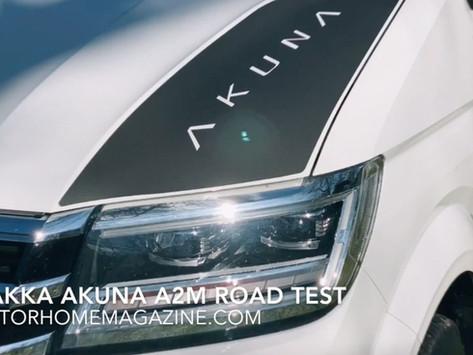 Trakka Akuna A2M Video Roadtest
