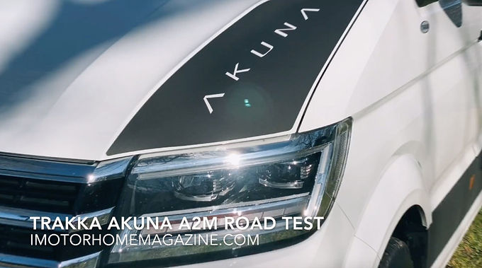 Trakka Akuna A2M Video Roadtest