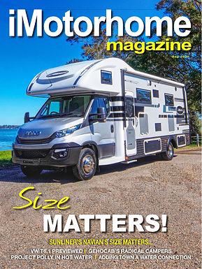 September's iMotorhome Magazine is Out!
